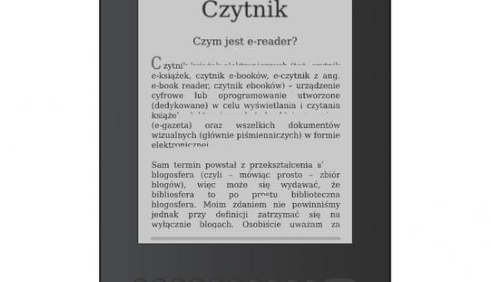 Czytniki – Podsumowanie roku 2016