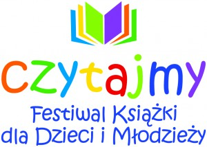 Czytajmy Festiwal Logo