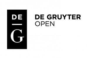 de gruyter open logo