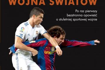 FC Barcelona – Real Madryt. Wojna światów nominowana do nagrody Sportowa Książka Roku 2014