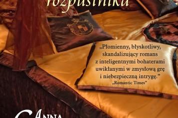 Pocałunek rozpustnika – romans historyczny laureatki RITA Award w serii AMBERA