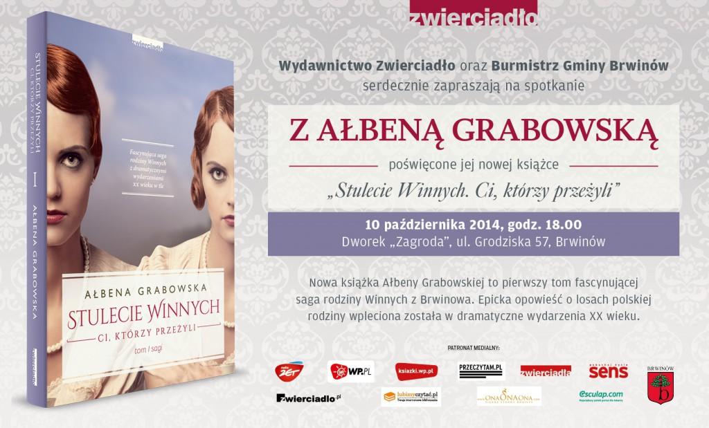 Spotkanie Ałbena Grabowska