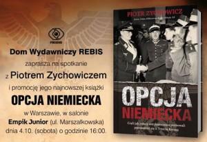 Spotkanie z Piotrem zychowiczem