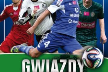 """""""Gwiazdy ligi polskiej"""" od Wydawnictwa RM"""