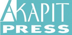 Akapit press logo