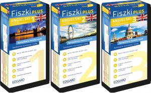angielski fiszki plus dla średniozaawansowanych