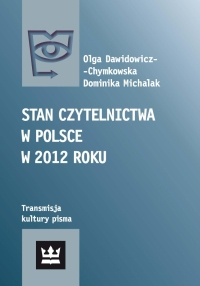 stan czytelnictwa w Polsce w 2012