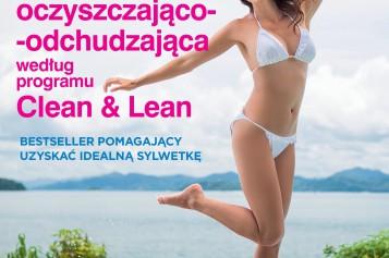 DIETA CLEAN&LEAN – MIĘDZYNARODOWY BESTSELLER – już w księgarniach!