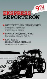 express reporterów okładka
