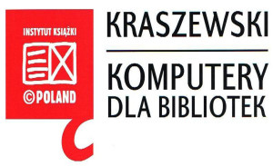Kraszewski_komputery dla bibliotek logo