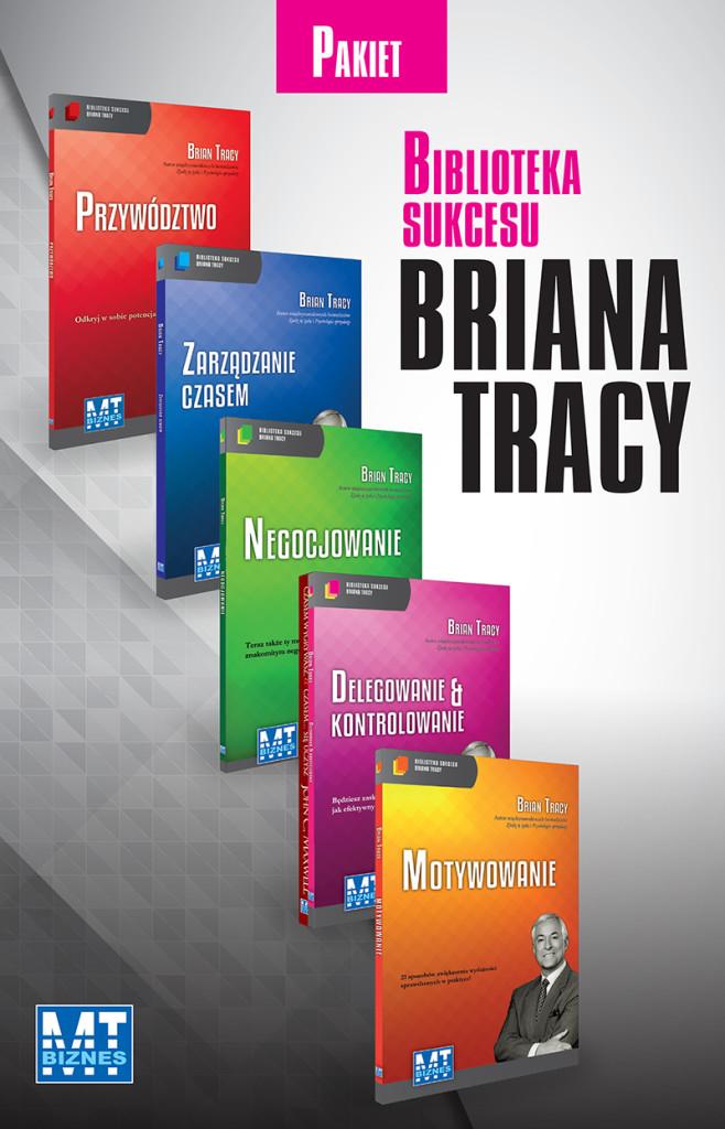 Pakiet_Biblioteka sukcesu Briana Tracy_800px