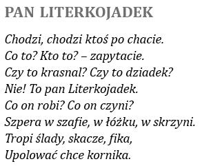 Bajkowa chatka Literkojadka 2