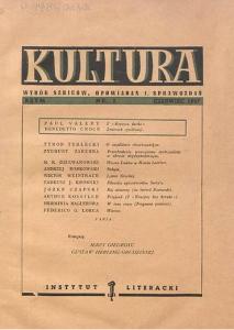 Kultura Instytut literacki