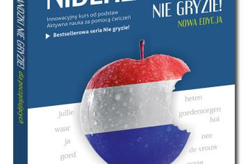 3. wydanie kursu do nauki języka niderlandzkiego w bestsellerowej serii Nie gryzie!