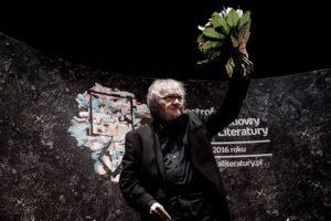 Jerzy Pilch w Teatrze Dramatycznym