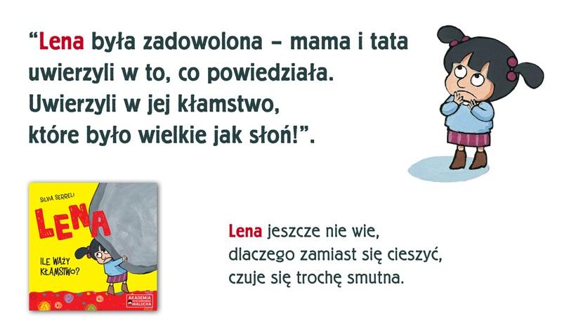 fragment_Lena - Ile waży kłamstwo