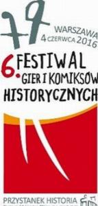 6. festiwal gier i komiksów historycznych