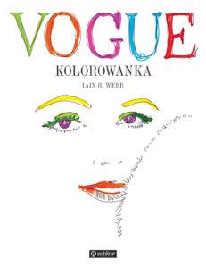 vogue kolorowanka