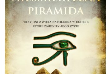 """Nieśmiertelna piramida""  Javier Sierra"