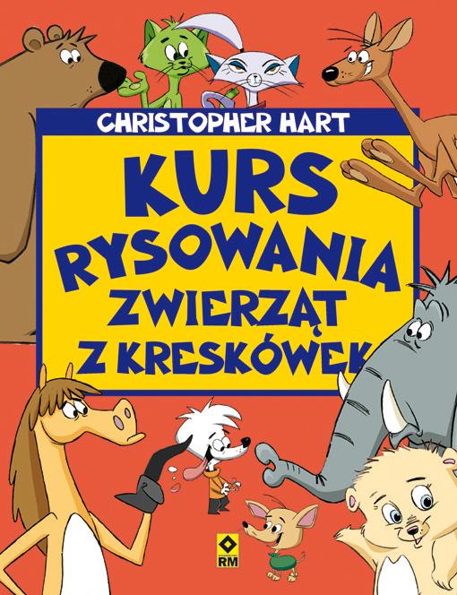 Kurs rysowania zwierzat z kreskowek.cdr