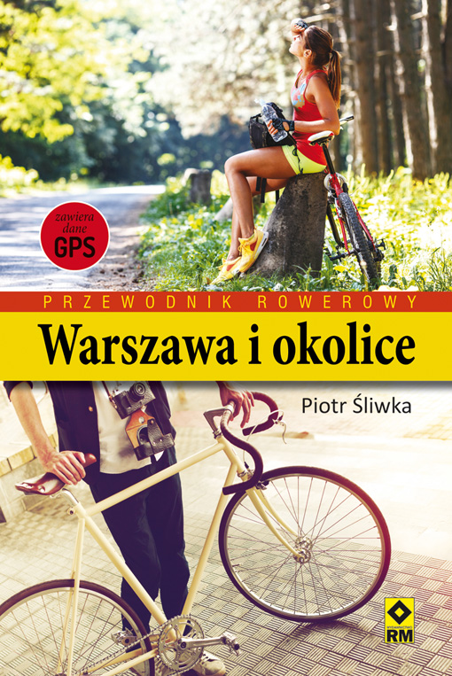 Przewodnik rowerowy-Warszawa