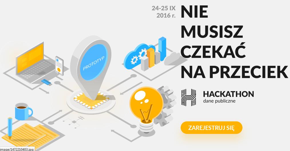 hackathon dane publiczne