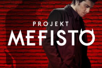 """Piekielnie zabawny """"Projekt Mefisto"""" czyta Przemysław Bluszcz!"""