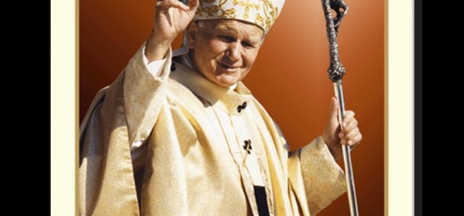 PREMIERA Białego Kruka – Kalendarz 2017 Św. Jan Paweł II. Portrety