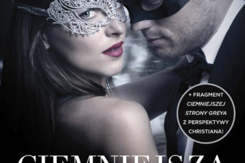 Ciemniejsza strona Greya – wydanie w okładce filmowej