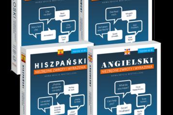 Niezbędne zwroty i wyrażenia – praktyczne kursy języków obcych od wydawnictwa Edgard