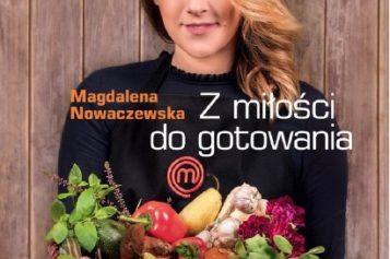 Nowa książka zwyciężczyni Masterchefa!