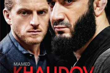 Już 15 marca ukaże się książka Lepiej, byś tam umarł – wywiad rzeka z Mamedem Khalidovem autorstwa Szczepana Twardocha