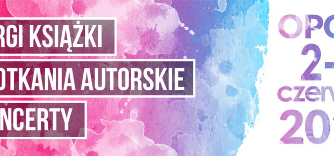 Festiwal Książki Opole 2017 – START ZGŁOSZENIA