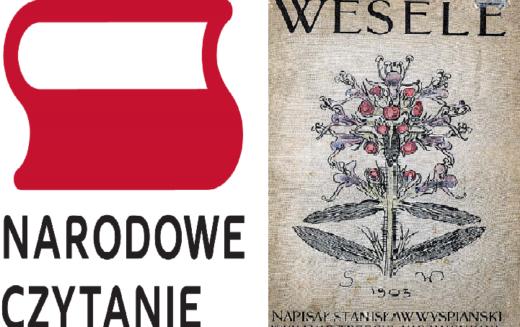 """""""Wesele"""" Stanisława Wyspiańskiego lekturą Narodowego Czytania 2017"""
