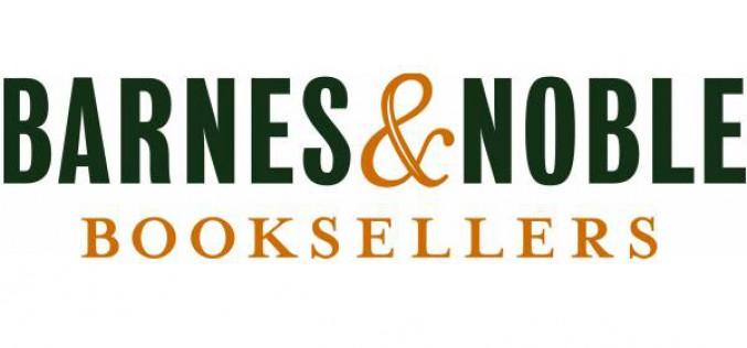 Top 10 bestsellery Barnes & Noble 31.10.2014