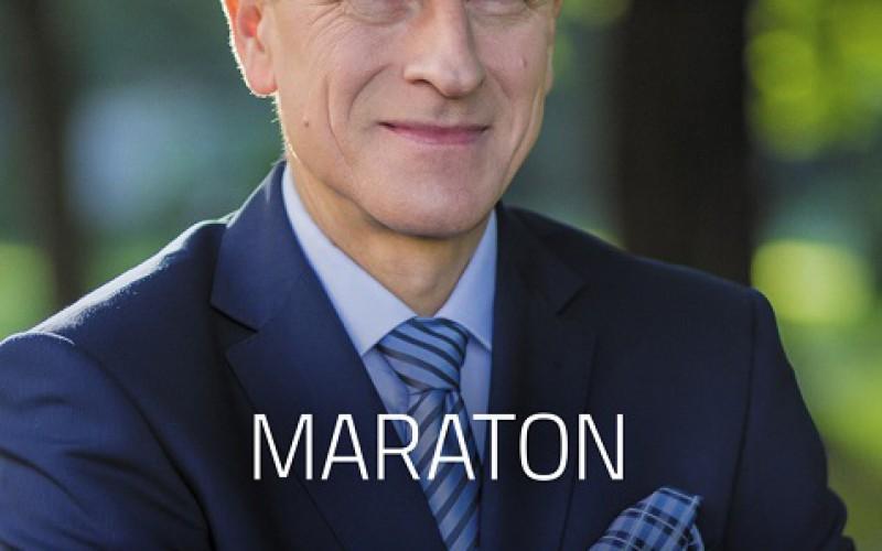 Maraton. Ryszard Grobelny w rozmowie z Michałem Kopińskim