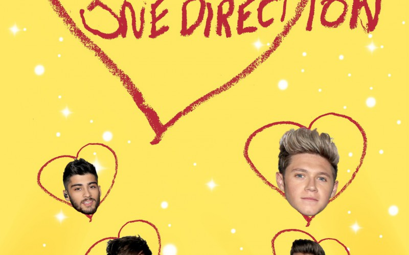 One Love. One Direction – ciepła powieść dla nastolatek o spełnianiu się najbardziej niemożliwych marzeń