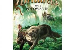 Drugi tom bestsellerowej serii  SPIRIT ANIMALS – POLOWANIE