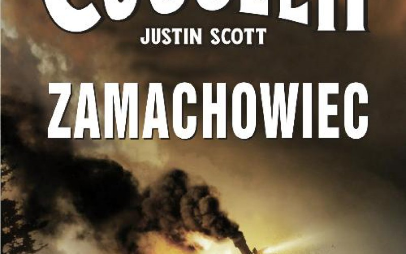 Zamachowiec – AMBER wznawia światowy bestseller Clive'a Cusslera