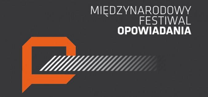 Festiwal OPOWIADANIA 5-7 października 2018