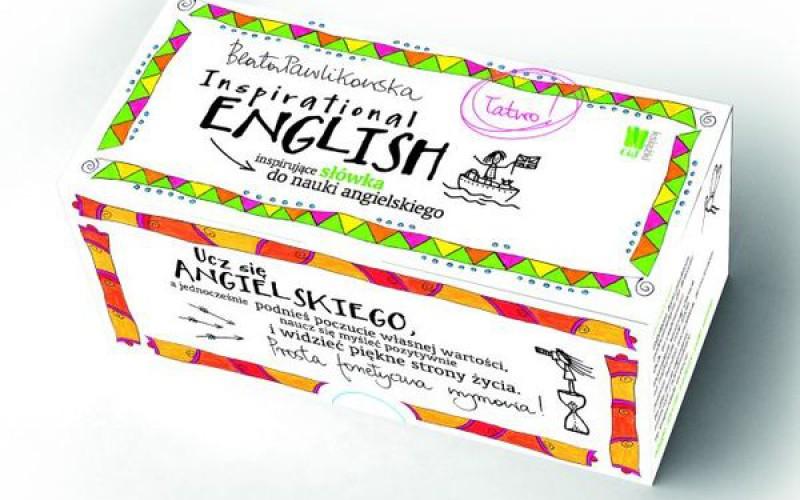 INSPIRATIONAL ENGLISH – Angielski według Beaty Pawlikowskiej