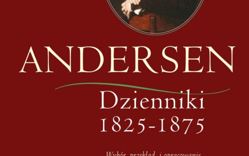 """""""Dzienniki"""" H.Ch. Andersena już w sprzedaży"""