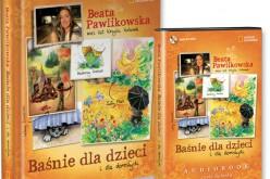 """Beata Pawlikowska przedstawia """"Baśnie dla dzieci i doroslych"""""""