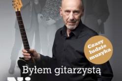 """""""Byłem gitarzystą Niemena"""" – Foksal zaprasza na spotkanie !"""
