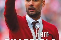 Projekt Bayern Monachium – HERR GUARDIOLA – Rebis zaprasza do księgarń