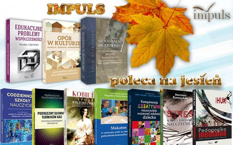 Jesienny powiew nowości