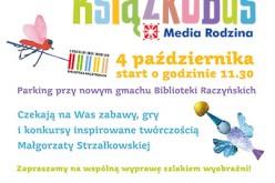 Książkobus Media Rodzina w Poznaniu