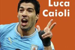 Luca Caioli Luis Suárez. Pistolet – nowa książka autora bestsellerowych biografii przetłumaczonych na 35 języków