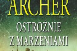 Nowa powieść Jeffreya Archera od 8.10 w księgarniach!