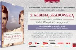 Wydawnictwo Zwierciadło zaprasza na spotkanię z Ałbeną Grabowską